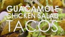 Guacamole Chicken Salad Tacos | Rachael Ray Show