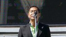 FIA世界ドリフト大会で川畑真人が優勝R35 GT-R TOYO TIRES TRUST Intercontinental Drifting Cup in Tokyo Jap