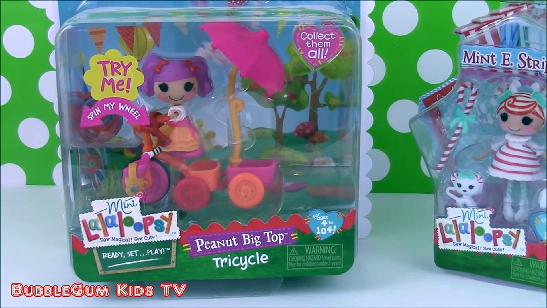 Lalaloopsy Mini GOLD LIMITED EDITION EXCLUSIVE SETS CRUMBS PEANUT SQUIRT JEWEL