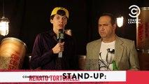 Julio Cocielo nos bastidores do #StandUpNoComedy - Renato Tortorelli Entrevista