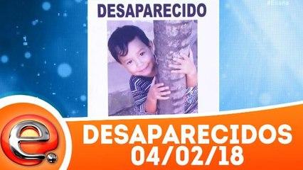 Desaparecidos - 04.02.18