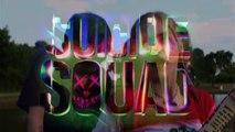 HARLEY QUINN & THE JOKER SUICIDE SQUAD MAKEUP TUTORIAL