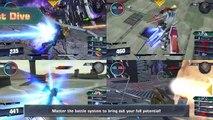 GUNDAM VERSUS - Modos de Jogo - Bandai Namco Brasil
