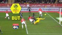 But Bertrand TRAORE (27ème) / AS Monaco - Olympique Lyonnais - (3-2) - (ASM-OL) / 2017-18