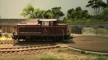Modélisme ferroviaire avec des trains diesel et des locomotives à vapeur - Une vidéo de Pilentum Télévision sur le modélisme ferroviaire avec des trains miniatures