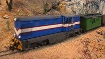 Réseau ferroviaire à l'échelle H0 avec trains miniature à voie étroite au Chili - Une vidéo de Pilentum Télévision sur le modélisme ferroviaire avec des trains miniatures