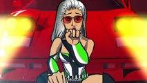 Migos, Nicki Minaj, Cardi B - MotorSport (CARTOON PARODY)