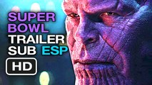 AVENGERS INFINITY WAR | Trailer SUPER BOWL SUBTITULADO en Español (HD) Tom Holland