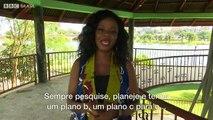 A ex-miss que se tornou empresária e ajuda a educar meninas em um dos países mais pobres do mundo