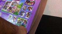 Lego Build - Lego Friends Olivias House Set #3315 - Part 1