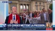 """ÉDITO - """"Quand Gilles Simeoni réclame l'amnistie d'Yvan Colonna, il pousse le bouchon trop loin"""""""