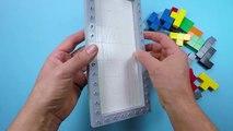 LEGO TETRIS GAME - How to Make a LEGO Tetris Game