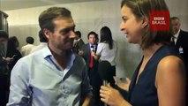 'É bem difícil explicar o Brasil': Atrás do plenário, jornalistas estrangeiros comentam cobertura