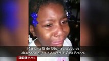 Menina se desespera ao saber que Obama deixará Presidência dos EUA, e vídeo viraliza