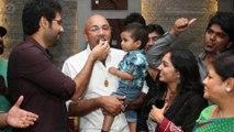 Actor Vijay Family Photos with Wife Sangeetha, Son Sanjay