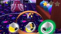 Disney Pixar Cars Lightning McQueen (New Bowling Alley Track)   Cars Daredevil Garage