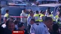 Jerusalém tem cenas de caos após ataque em sinagoga