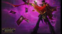 O Magnifico Twisted Fate - League of Legends (Completo BR)