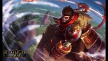 Wukong, o Macaco Rei - League of Legends (Completo BR)