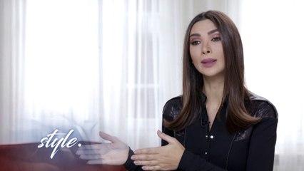 ريان باشا تتحدث عن آخر مجموعة صممتها، وعن فساتين الأعراس فيها! 