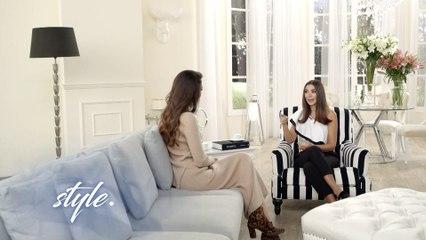 فاليري أبو شقرا تتكلم عن التحضيرات ودورها في مسلسل الهيبة الجزء الثاني! 