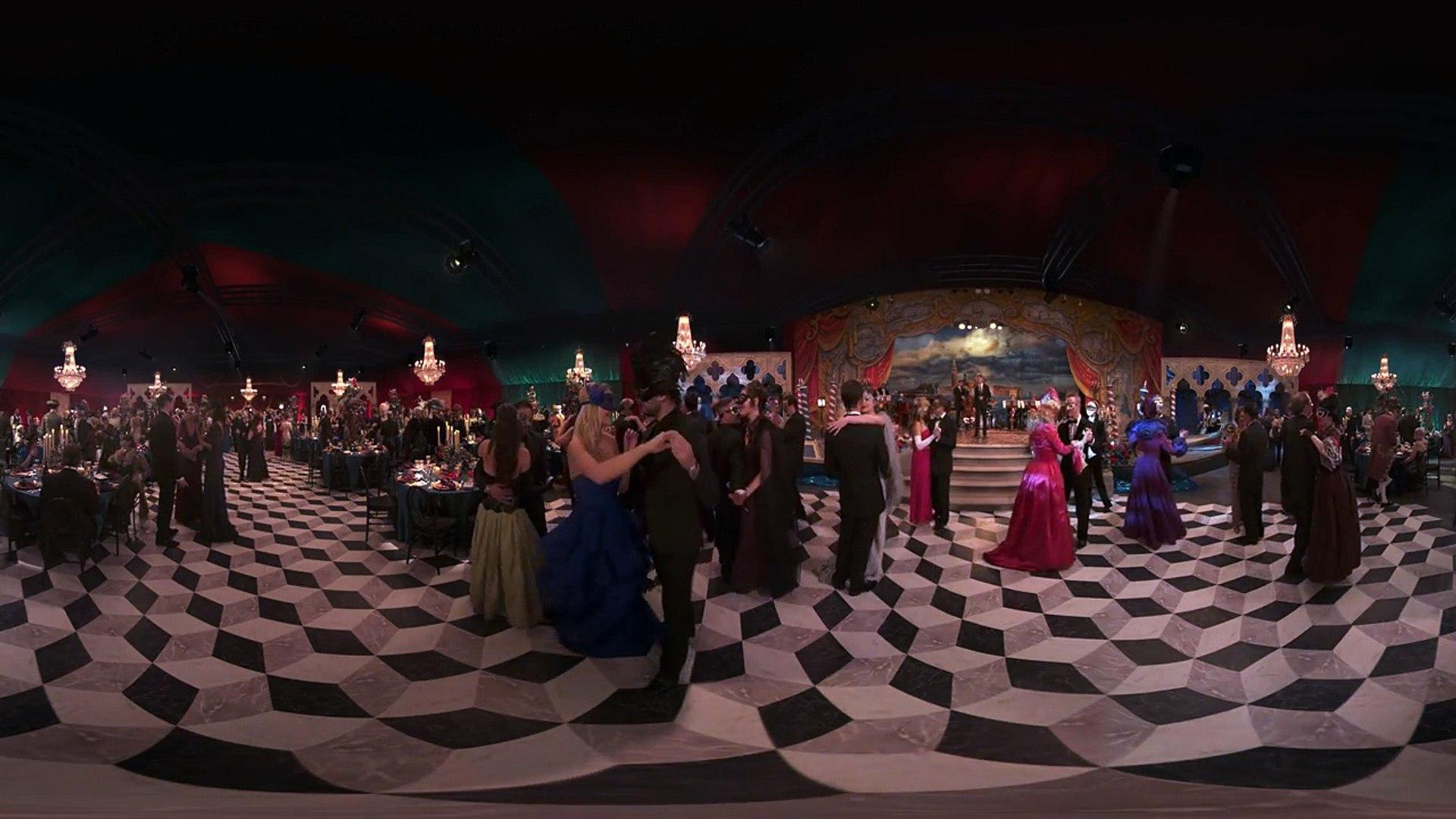 50 Tons Mais Escuros Filme Completo Dublado Completo cinquenta tons mais escuros - baile de máscaras 360º