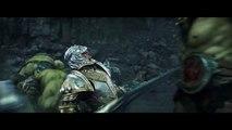 Warcraft - O Primeiro Encontro de Dois Mundos - Vídeo da Personagem Garona