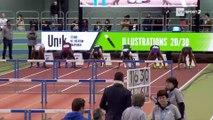Meeting de Mondeville 2018 : Jarret Eaton en 7''54 sur 60 m haies