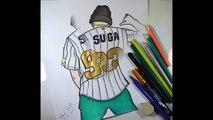 Desenhando Garoto Estilo Tumblr Suga Bts Video Dailymotion