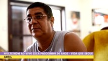 Zeca Pagodinho :: Multishow Ao Vivo 30 Anos Vida que Segue (teaser 3)
