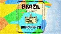 UNESCO World Heritage :: Ouro Preto (Minas Gerais)