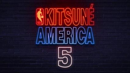 Iman. - Pull Up - Kitsuné America 5: The NBA Edition