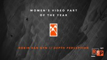 2017 Women's Video Part of the Year: Robin Van Gyn - TransWorld SNOWboarding Riders' Poll 19