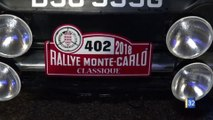 Bar sur Aube Passage du Rallye Monte-Carlo Historique 2018 - JT Canal32