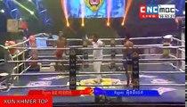 Thun Chantak vs Ithideth(thai), Khmer Boxing CNC 04 Feb 2018, Kun Khmer vs Muay Thai