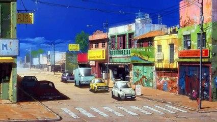 O ANIME DO RIO DE JANEIRO