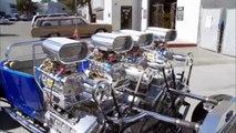 LOUCO POR CARROS - Dois Motores Quatro Compressores