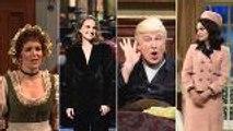 'SNL' Rewind: Natalie Portman Hosts, Tina Fey and Rachel Dratch Return | THR News