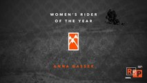 2017 Women's Rider of the Year: Anna Gasser - TransWorld SNOWboarding Riders' Poll 19