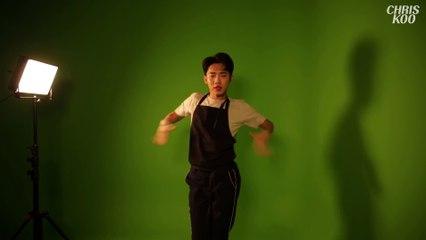 CHUNG HA (청하) - ROLLER COASTER (롤러코스터) BY CHRIS KOO