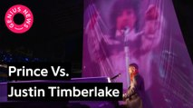 Justin Timberlake Paid Tribute To Prince (And Maybe Janet Jackson) During His Super Bowl Performance