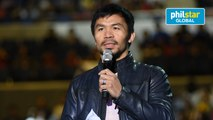 Manny Pacquiao talks about the MPBL