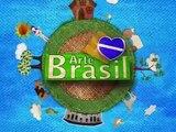 Programa Arte Brasil - 04/06/2015 - Helen Mareth - Pelerine em Crochê de Grampo Duplo