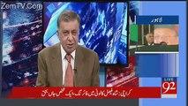 Nawaz Sharif Se Nulaqat Mein Kia Baat Hui..Mushahid Hussain Telling