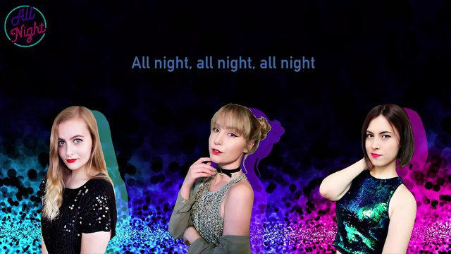 SNSD - All Night [English, French, Korean] Cover