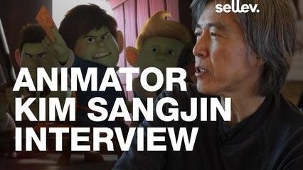Animator Kim SangJin Interview