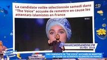 """Isabelle Morini-Bosc choque en déclarant qu'il ne faut pas chanter en arabe """"par les temps qui courent"""" - Regardez"""