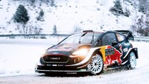 Sébastien Ogier wins his 5th Rallye Monte-Carlo  WRC 2018
