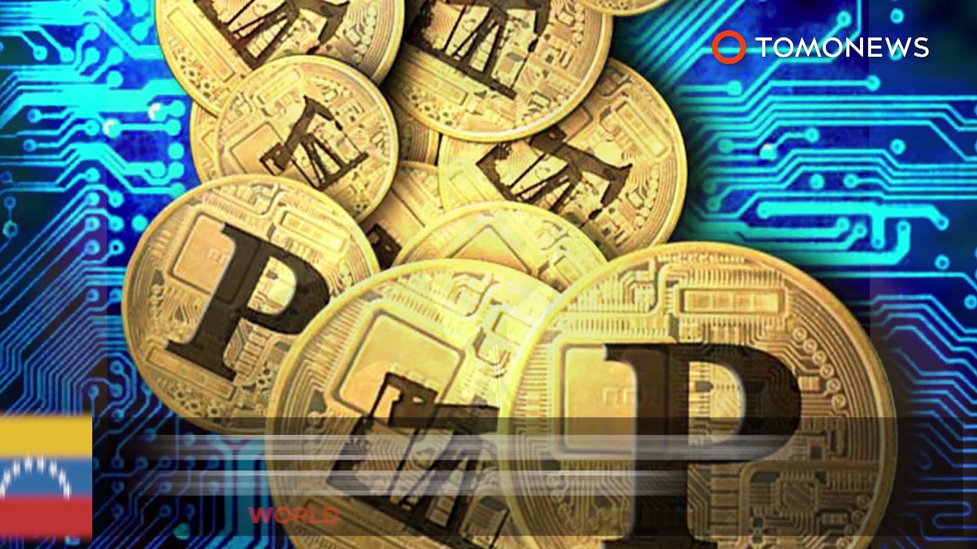 Cryptocurrency: Venezuela meluncurkan petro cryptocurrency – TomoNews
