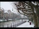 Chutes de neige grand froid France Paris Noyée puis sous la neige ? Optez pour le ski / snow à la montagne - Vlog neige